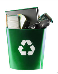 e waste recyclers Delhi India